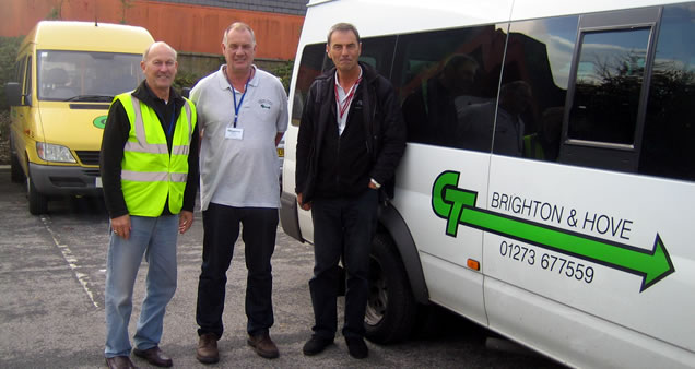 Brighton & Hove Community Transport Team